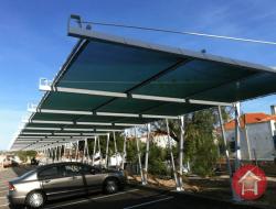 tendas para estacionamento