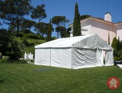 tenda inflavel