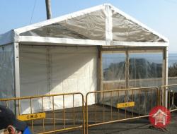 Tendas para Motoclube