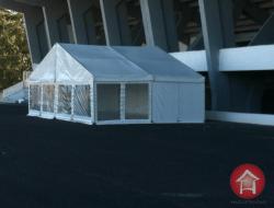 tenda para estadio de futebol